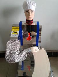 韩氏刀削面机器人出口质量