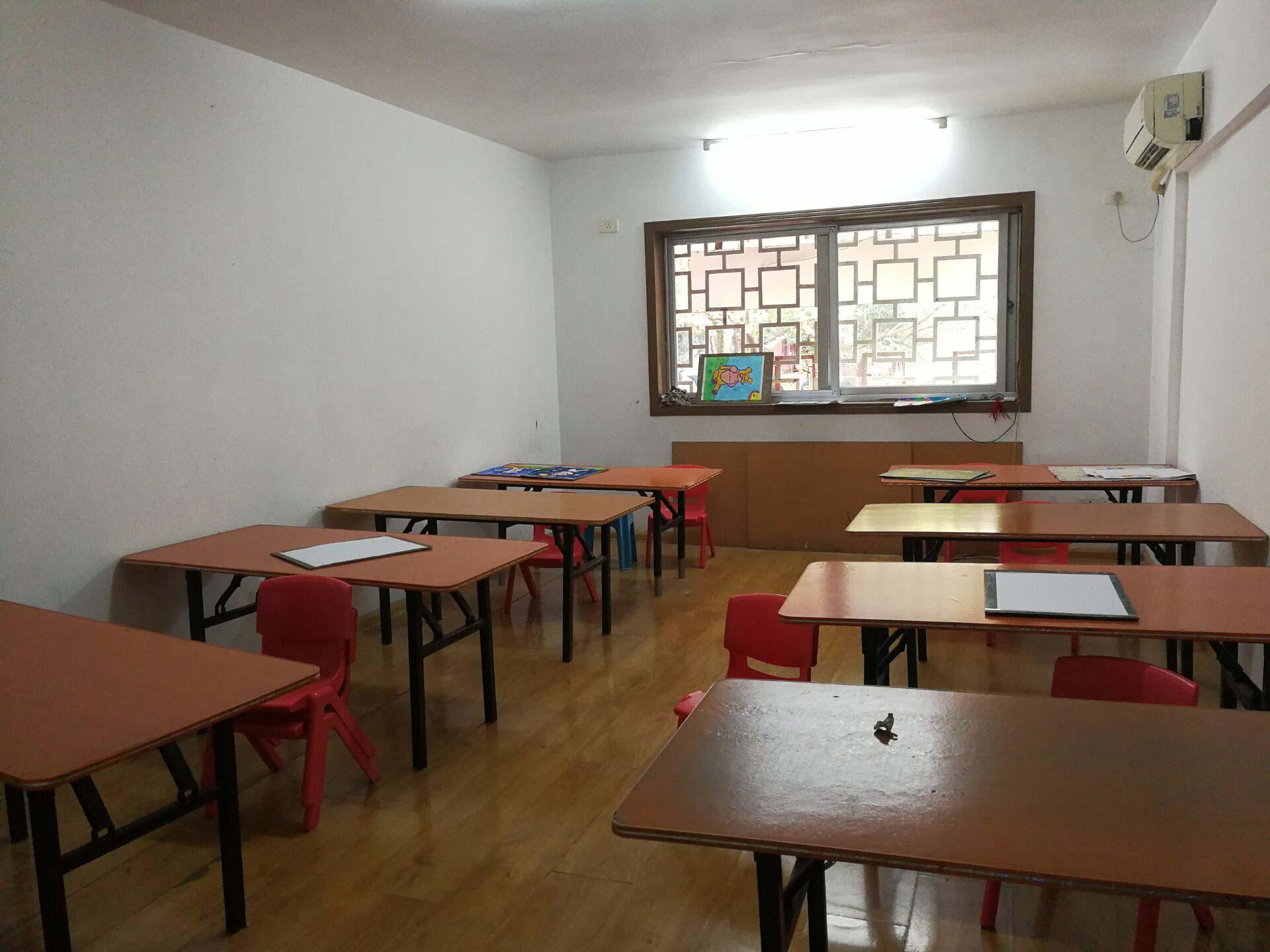 教学点环境