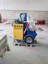 新型二次构造柱输送泵轻便型