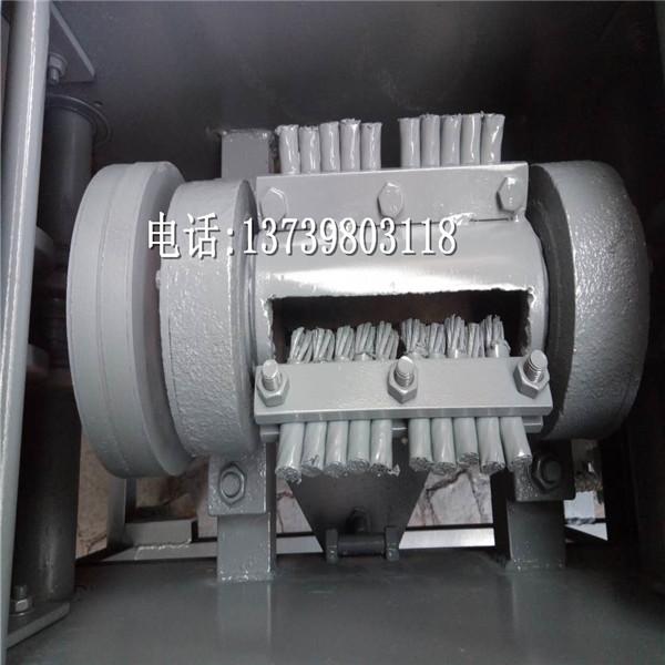 钢管调直机除锈系统