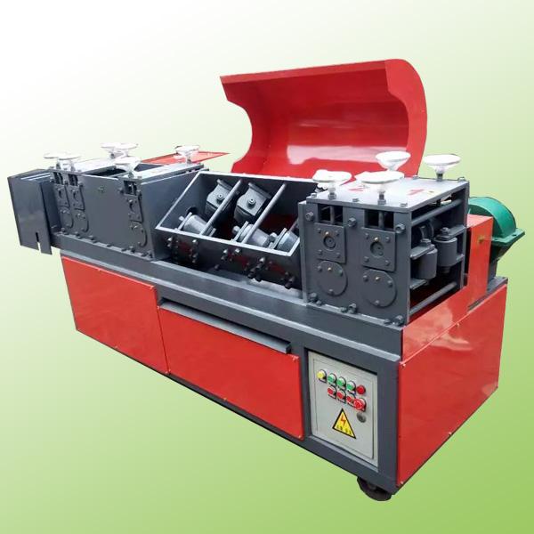 六轮加强型钢管调直机